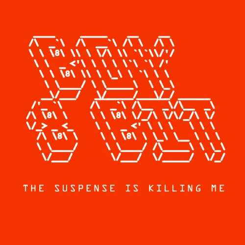 Album Art - Suspense Is Killing Me EP