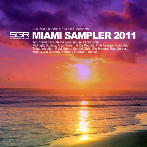 Album Art - Miami Sampler 2011