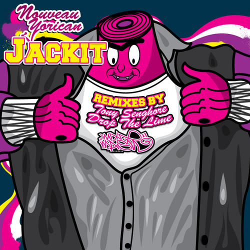 Album Art - Jackit