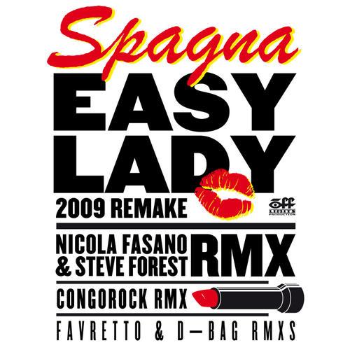 Album Art - Easy Lady (2009 Remake)