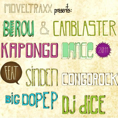 Album Art - Kapongo Dance 2011