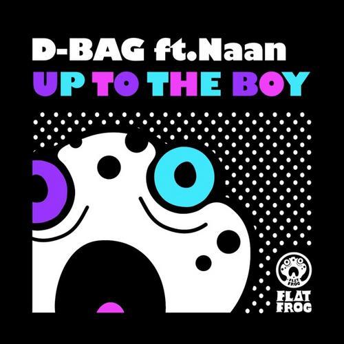 Album Art - Up To The Boy