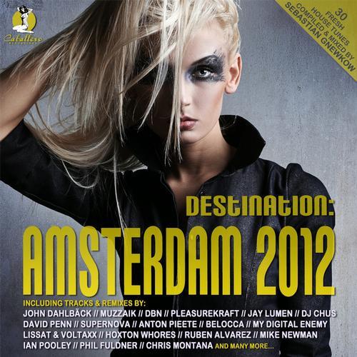 Destination: Amsterdam 2012 Album Art