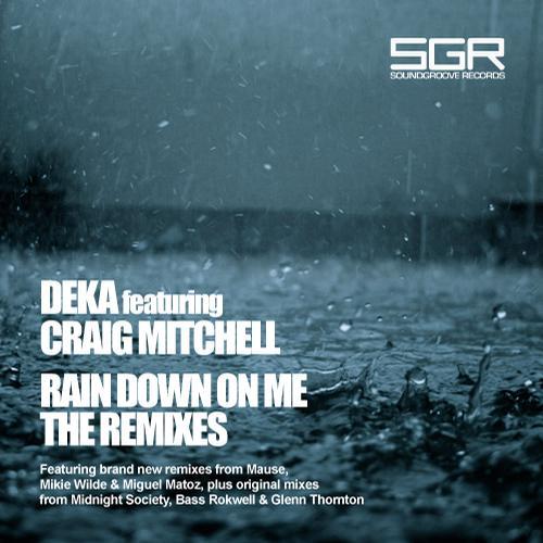 Album Art - Rain Down On Me (The Remixes)