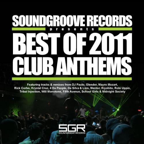 Album Art - Best Of 2011 - Club Anthems