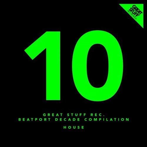 Album Art - Great Stuff Recordings #BeatportDecade House
