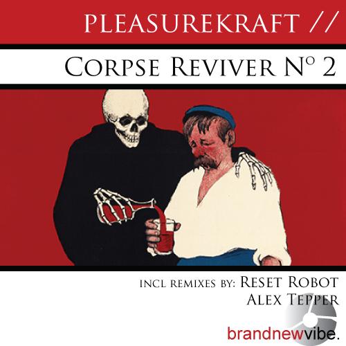 Album Art - Corpse Reviver Number 2