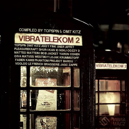Album Art - Vibratelekom Volume 2