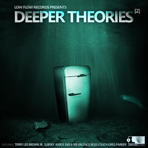 Album Art - Deeper Theories (Part 2)