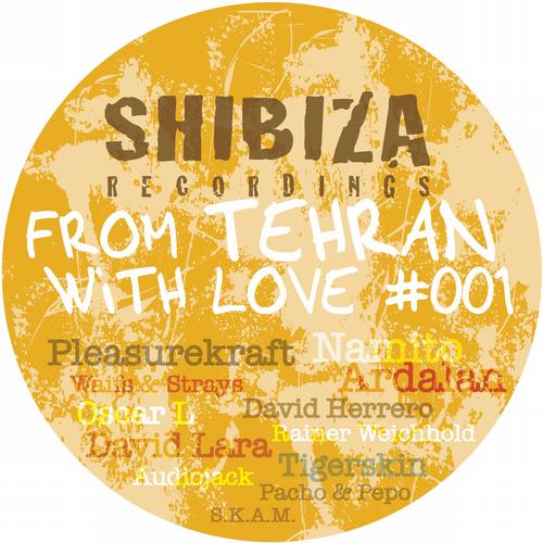Album Art - From Tehran With Love 01