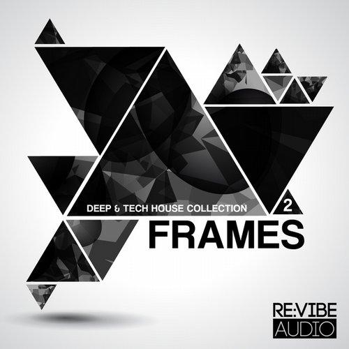 Album Art - Frames Issue 2 - Deep & Tech House Collection