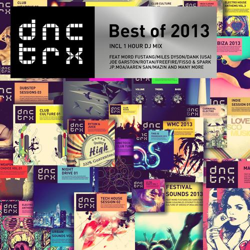 Album Art - Best of 2013
