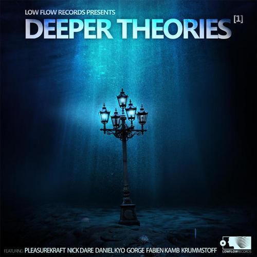 Album Art - Deeper Theories (Part 1)
