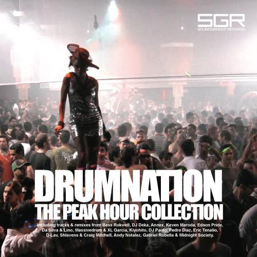 Album Art - Drumnation - The Peak Hour Collection