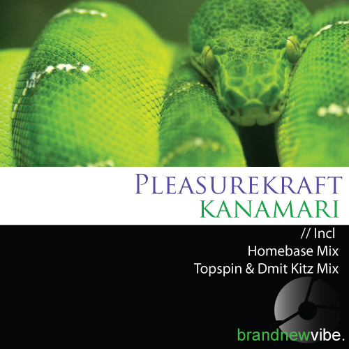 Album Art - Kanamari