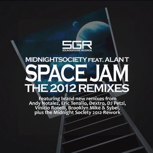 Album Art - Space Jam (The 2012 Remixes)