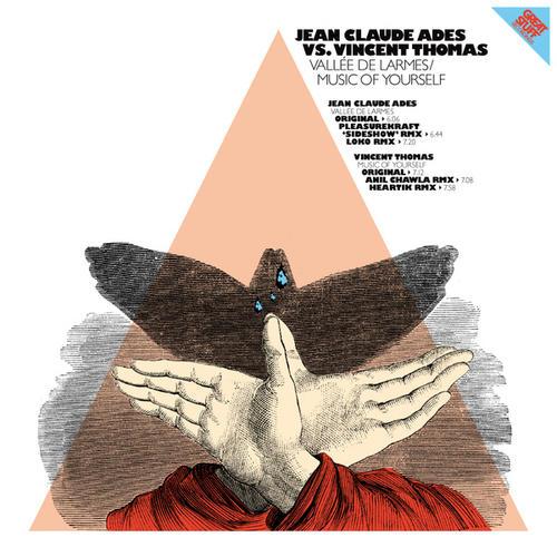 Album Art - Vallee De Larmes / Music Of Yourself