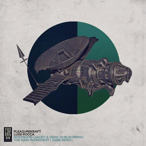 Album Art - Pleasurekraft The Remixes