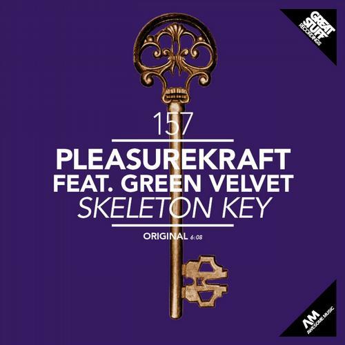 Album Art - Skeleton Key (feat. Green Velvet)