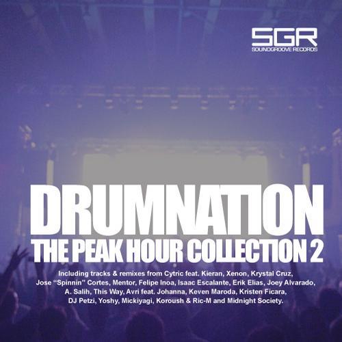 Album Art - Drumnation – The Peak Hour Collection 2