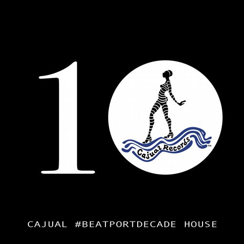 Album Art - Cajual Records #BeatportDecade House