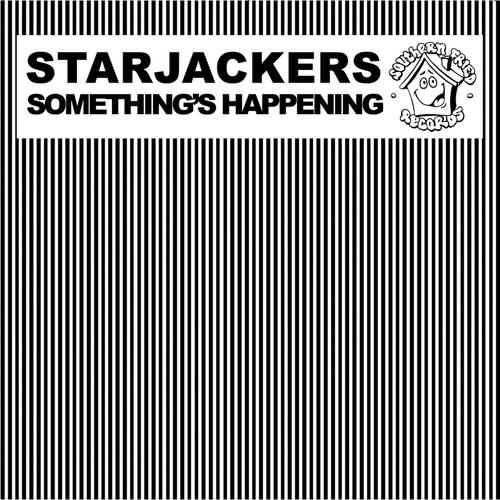 Album Art - Something's Happening
