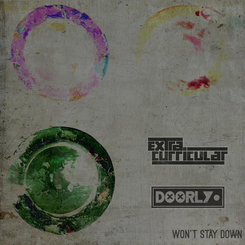 Album Art - Won't Stay Down