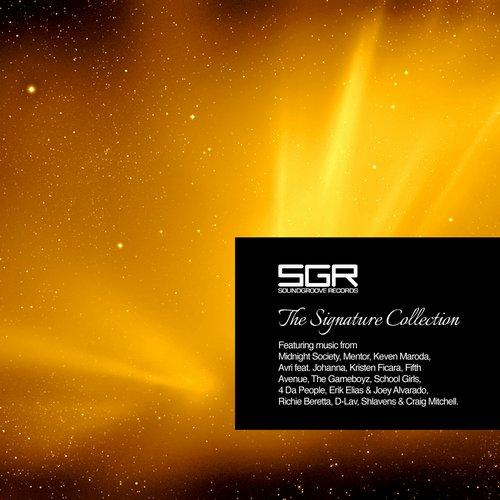Album Art - SoundGroove Records: The Signature Collection