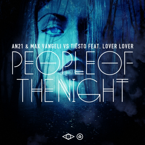 Album Art - People Of The Night