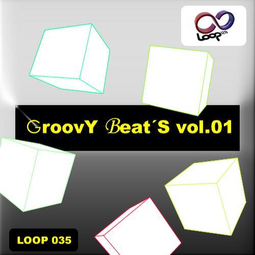 Album Art - Groovy Beat's Vol.01