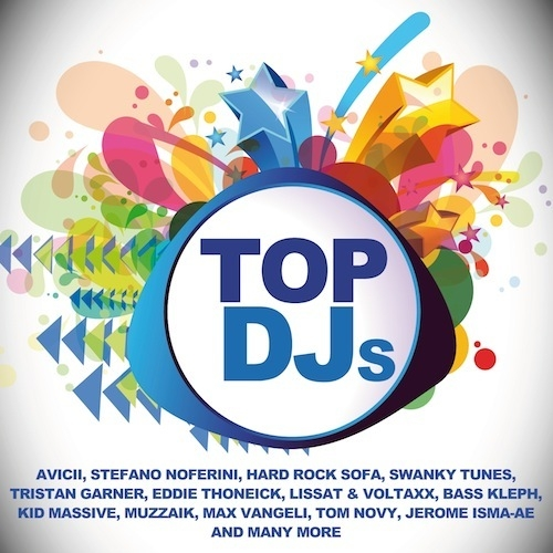 Album Art - Top DJs - World's Leading Artists