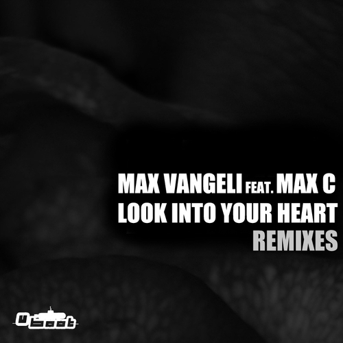Album Art - Look Into Your Heart - Remixes