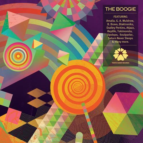 Album Art - The Boogie