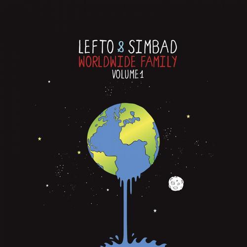 Album Art - Worldwide Family, Vol. 1
