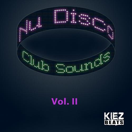 Album Art - Nu Disco Club Sounds, Vol. 2