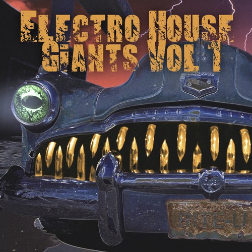 Album Art - Electro House Giants Vol.1