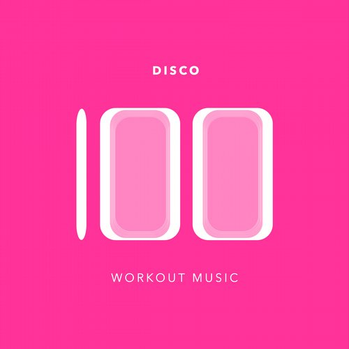 Album Art - 100 Disco Workout Music