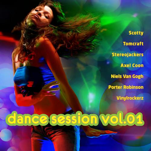 Album Art - Dance Session Vol.01