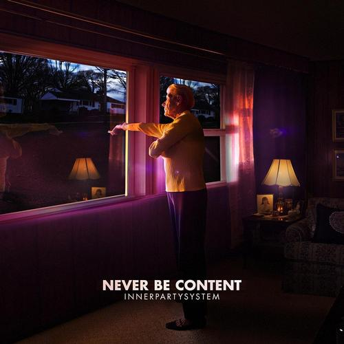Album Art - Never Be Content EP