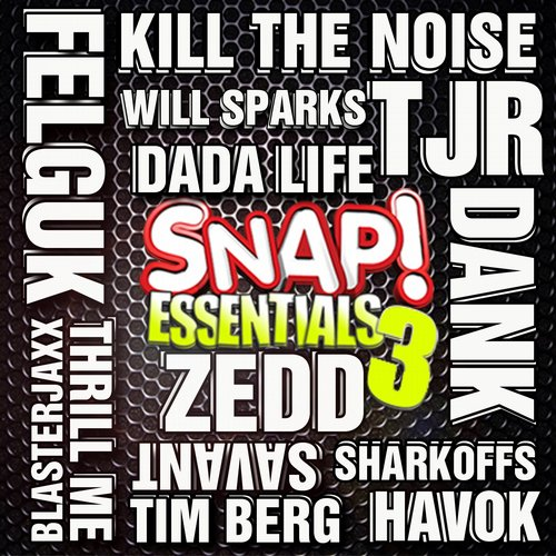 Album Art - Snap Essentials 3