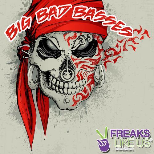 Album Art - Big Bad Basses