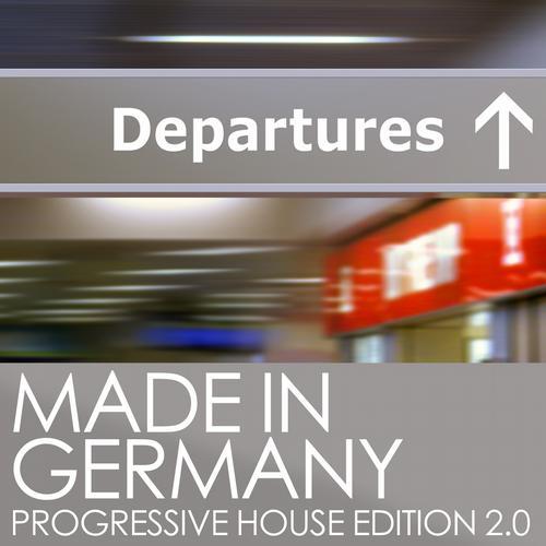 Album Art - Made In Germany - Progressive House Edition 2.0