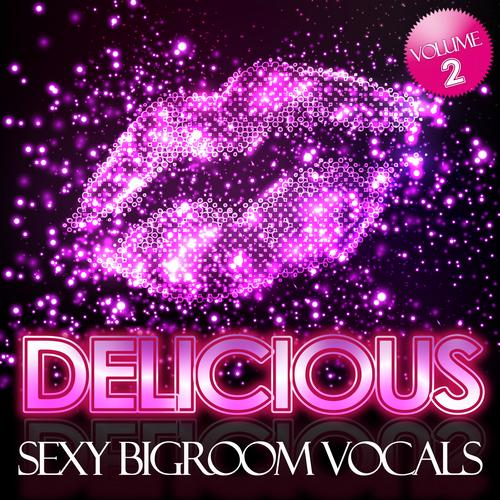 Album Art - DELICIOUS - Sexy Bigroom Vocals - Volume 2