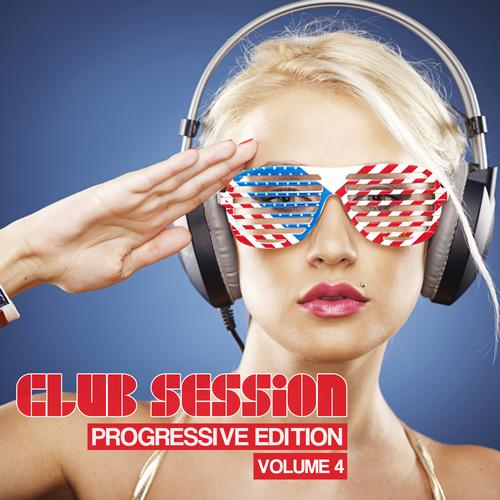 Album Art - Club Session Progressive Edition Volume 4