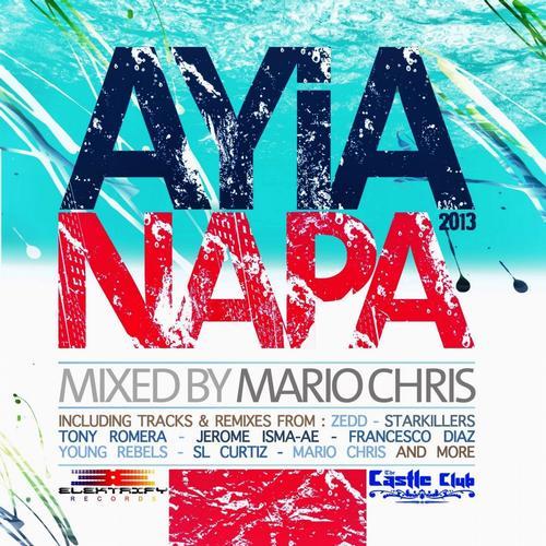 Album Art - Ayia Napa 2013 Mixed By Mario Chris
