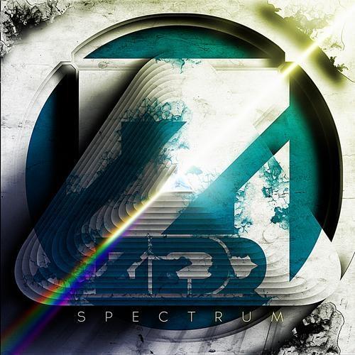 Album Art - Spectrum (Extended Mix)