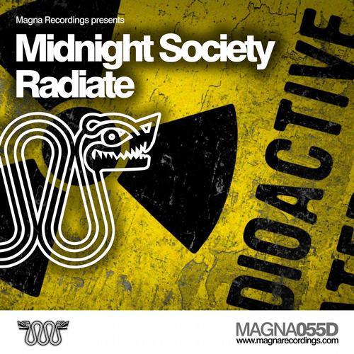 Album Art - Midnight Society - Radiate