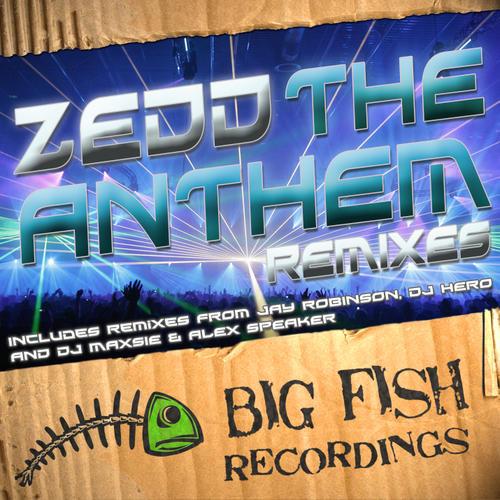 Album Art - The Anthem Remixes