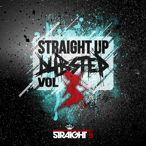 Album Art - Straight Up Dubstep! Vol. 3