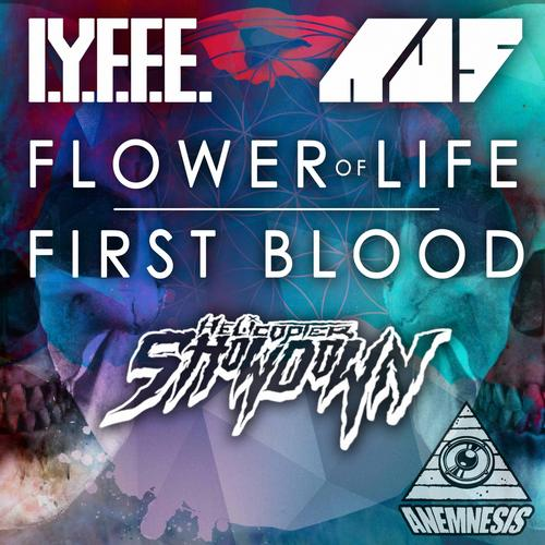 Album Art - Flower Of Life / First Blood